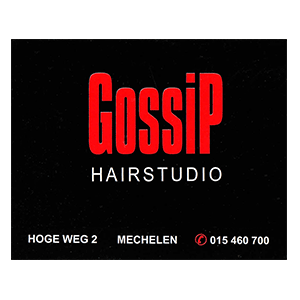 Gossip Hairstudio sponsort Brassed Off van De Compainie in Battel